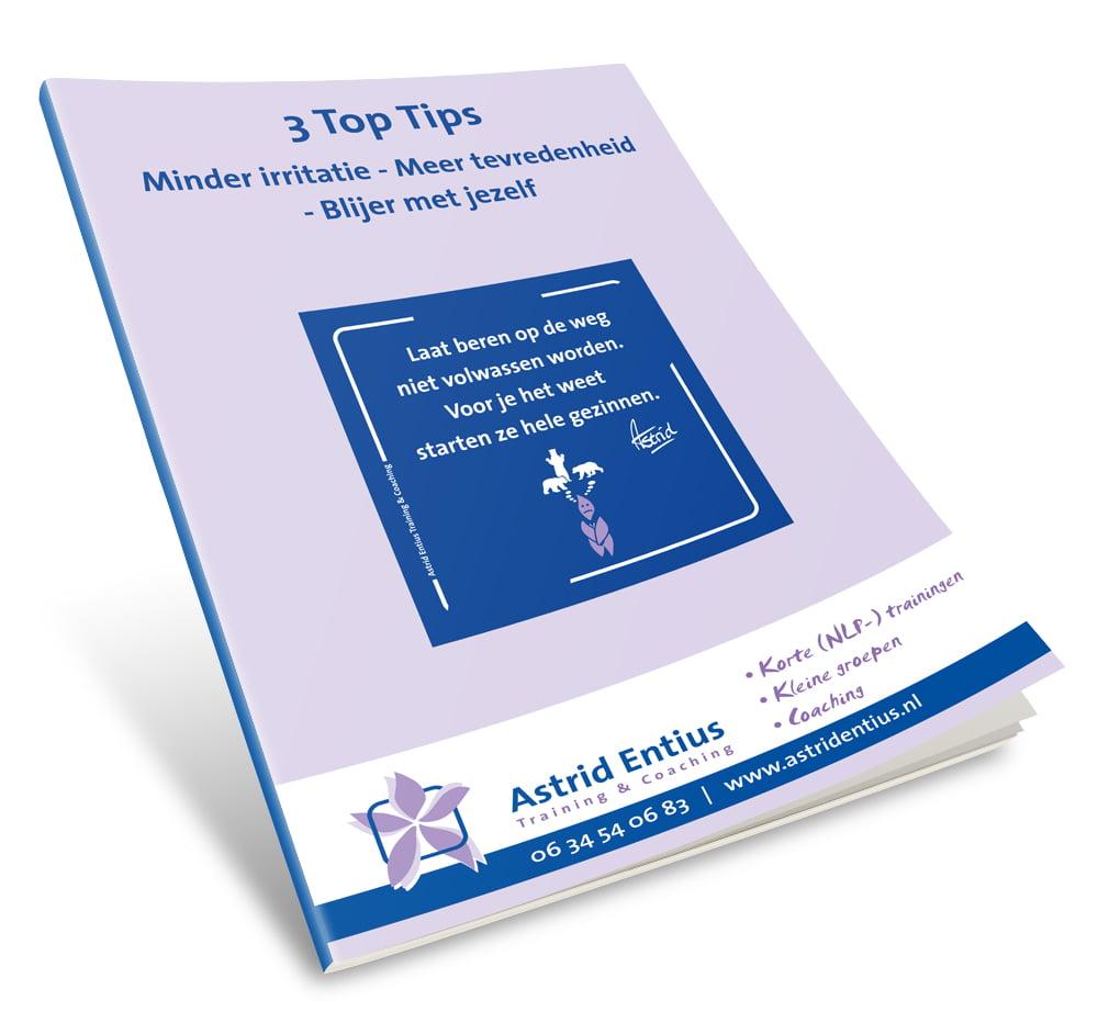 ebook AstridEntius.nl TopTips